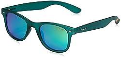 Polaroid Polarized Wayfarer Unisex Sunglasses - (PLD 6009/N M PVJ 50K7|50|Green Color)