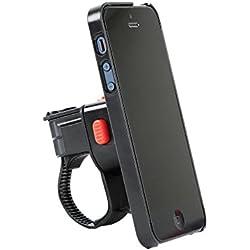 ZEFAL Z CONSOLE iPhone SE/4-4S/5-5S/5C - Kit complet support vélo/moto pour smartphone
