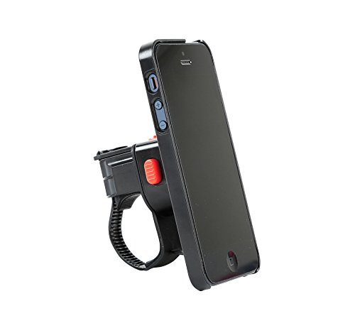 Zefal Smartphone Halterung Z-Console Lite iPhone 4/4S/5/5S/5C, Schwarz, FA003576021 (Französisch-markt Korb)