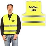 easyMesh® Signalweste Warnweste Gelb Gr. XL/XXL Schülerlotse