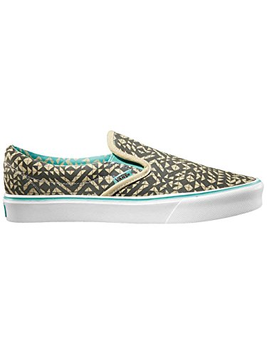 Vans Slip-On Lite Perf Black White (rich jacobs) grid