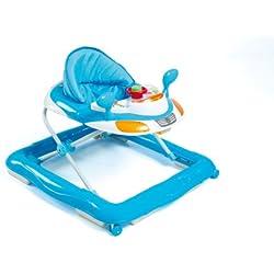 Olmitos Basic - Andador actividades, color azul