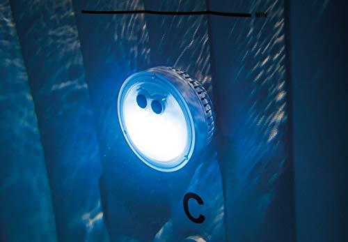 Intex LED Beleuchtung für PureSpa Bubble