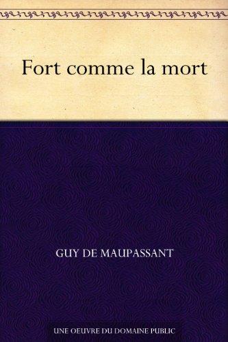 Couverture du livre Fort comme la mort