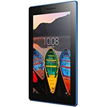 Lenovo TAB 3 7 Essential 8GB Negro, Azul - Tablet (Minitableta, IEEE 802.11n, Android, Pizarra, Android 5.0, Negro, Azul)