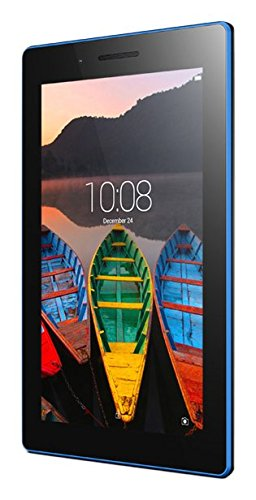 Lenovo TAB 3 7 Essential 8GB Negro, Azul - Tablet (Minitableta, IEEE 802.11n, Android, Pizarra, Android 5.0, Negro, Azul) width=