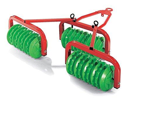Rolly Toys Anhänger Rolly Toys rollyRoller Walzen für Trettraktoren (für Kinder von 3 - 10 Jahre, Metall-Kunststoffkombination) 123841