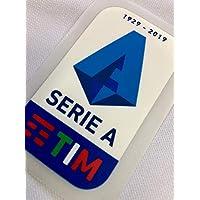 Footex Patch Badge Serie A Tim Maglia Lega Calcio Ufficiale GOMMINA Originale Genuine 2019/20