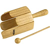 Meinl NINO556 - Tenor tambor, baquetas con 8zungig