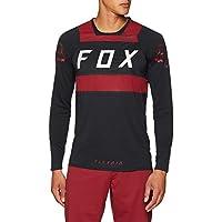 Fox Flexair Jersey, color rojo/negro, talla L
