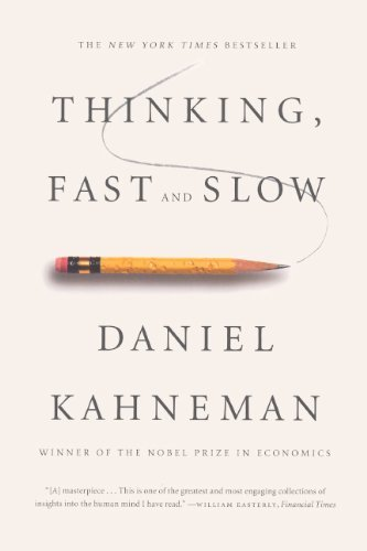 Thinking, Fast And Slow (Turtleback School & Library Binding Edition) by Kahneman, Daniel (2013) Library Binding