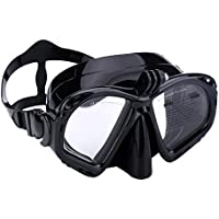 Supertrip Premium Schnorchelset erwachsene Taucherbrille mit Schnorchel mit 2 Mundstück Tauchset Tauchmaske gopro mit kamera halterung Tauchen dry Schnorcheln Set