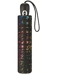 Pierre Cardin Taschenschirm Damen Easymatic light - Manuscrit metallique