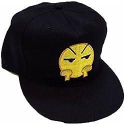 Cool Emoji Logo Snap Back Cap Grr