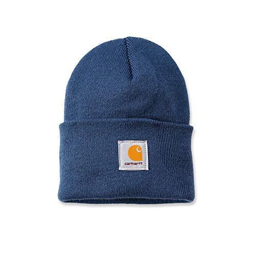 Carhartt A18 Beanie - Cappello invernale, berretto per lui e per lei,100%Polyacryl(dralon),colori...