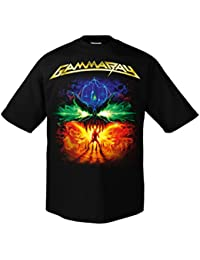 Gamma Ray To The Metal Tour 185900 T-Shirt