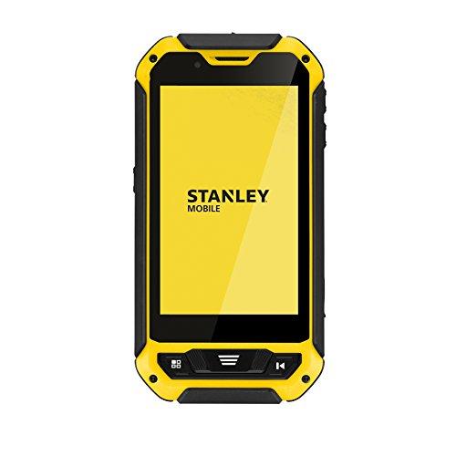 Stanley S231Smartphone entsperrt 3g 11,4cm (4Zoll-Dual SIM-Android) gelb/schwarz