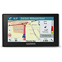 Garmin DriveSmart 50LMT-D Satellite Navigation with Western Europe Lifetime Maps and Traffic - 5 inch, Black