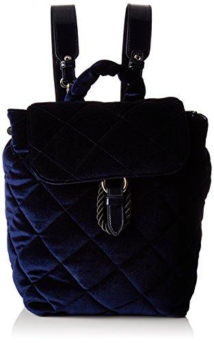 Pennyblack Segreto, Borsa a Zainetto Donna, 12 x 31 x 26 cm (W x H x L) Blu (Blu Marino)