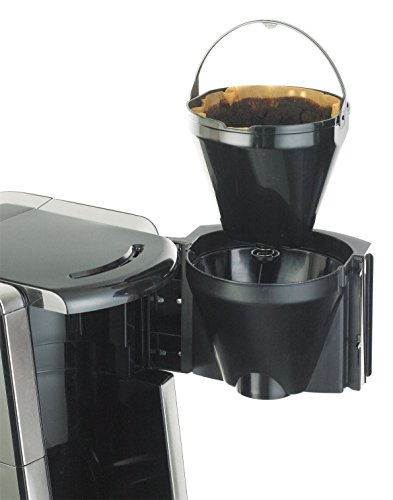 41 I98VCBZL - Prestige 59902 Coffee Maker, Brushed Stainless Steel