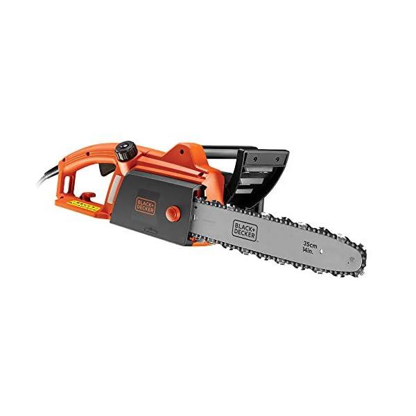 2 X Corded Chainsaw, 1800 W 2