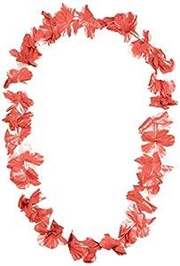 UV Floor 3700817022666 - Collar hawaiano, color rosa fluorescente