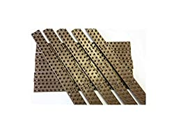 Fence Wall Spikes: Pack of 50 (22.5M to 67.5M) – BROWN