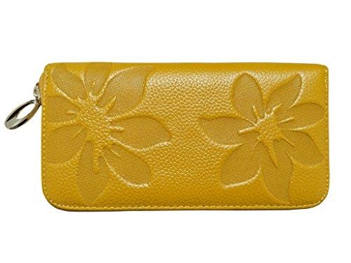 Sucastle Damen Taschen Scheckheft Brieftasche für Normal,#8 (Damen-scheckheft Brieftasche)