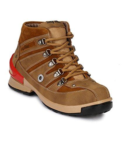 Ruggero Long Blast Tan Casual Boots