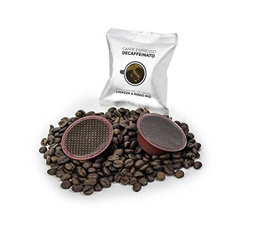 Lacompatibile lavazza a modo mio(r) - 100 capsule compatibili caffè decaffeinato