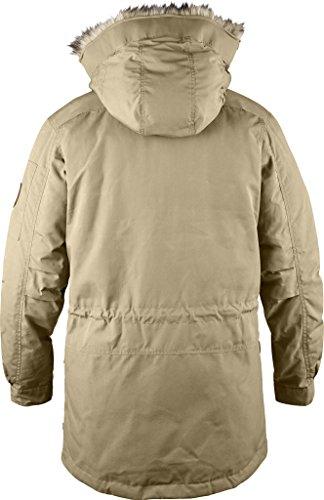 Fjällräven Herren Singi Down Jacket Daunenjacke sand beige 220