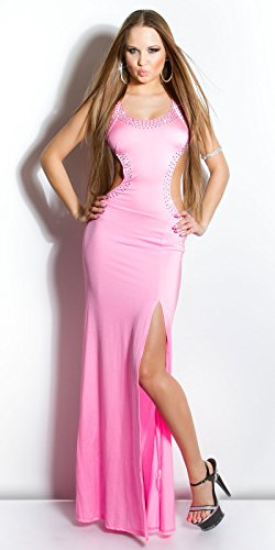 In-Stylefashion - Robe - Femme Rose Rose Taille unique Rose - Rose