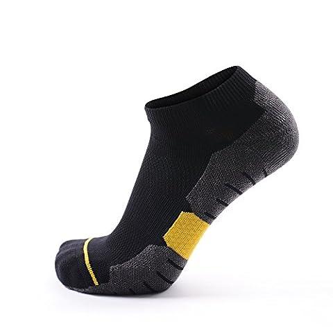 Chaussettes De Compression, MEIKAN,COOLMAX Sports Professionnels Chaussettes sportives [1 ] Paires de l