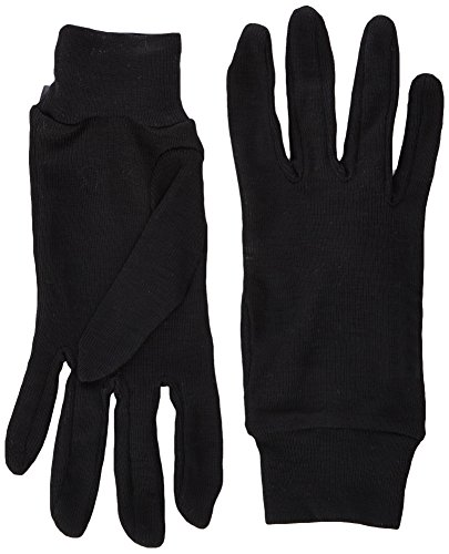 Odlo Gloves Light, Black, XXS, 10600
