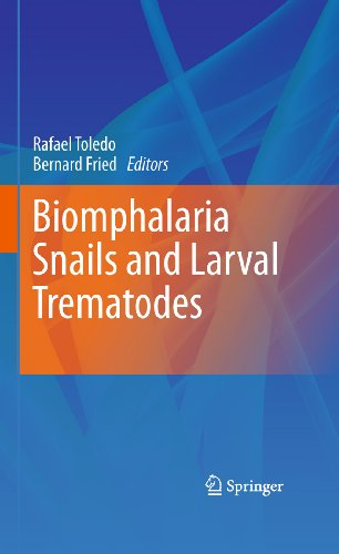 Biomphalaria Snails and Larval Trematodes (English Edition)