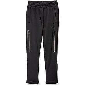 adidas YB TR KN Pt CH Jogginghose für Jungen, Schwarz (Schwarz/Nocmét), 146