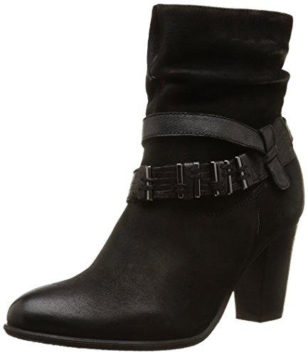 SPMCalvin - Stivali Donna Nero (Noir (Black/Black))