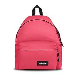 Idea Regalo - Eastpak Padded Pak'R Zaino, 40 cm, 24 L, Rosa (Wild Pink)