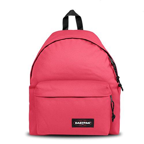 Eastpak Padded Pak'R, Zaino Casual Unisex - Adulto, Rosa (Wild Pink), 24 liters, Taglia Unica (30 x 18 X 40 cm)