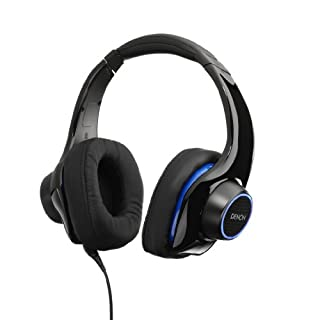Denon AH-D400 Over-Ear Headphone with Microphone Remote Controls for iPhone/iPad/iPod (B008MUY0A6) | Amazon price tracker / tracking, Amazon price history charts, Amazon price watches, Amazon price drop alerts