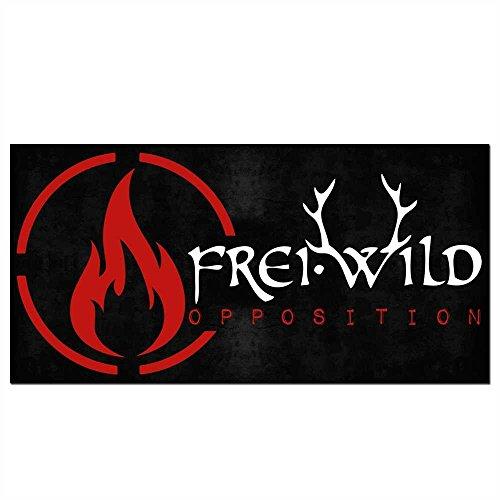 Action Freiwild Opposition Badetuch 100 Cm X 75 Cm Direkte Vergleich