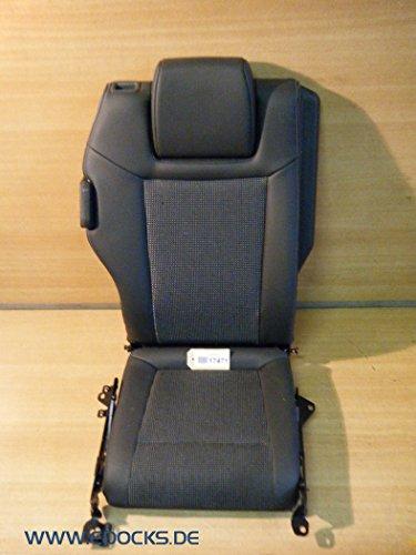 Ledersitz Halbleder Sitz hinten rechts Notsitz 3te, gebraucht gebraucht kaufen  Wird an jeden Ort in Deutschland
