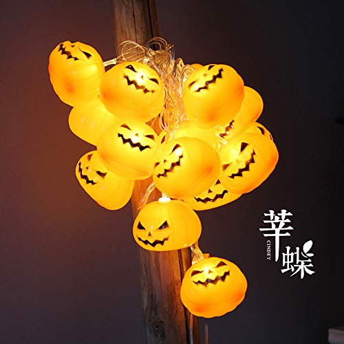 CHUHUI Cuerdas Calabaza Mariposa Halloween Dentro
