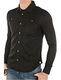 BIAGGIO JEANS Chemises casual - CARODIL - HOMME