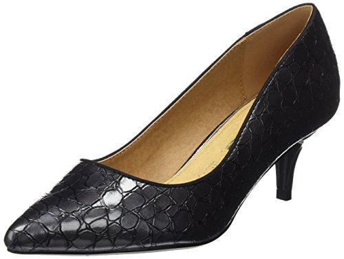 Maria Mare Damen licia Geschlossene Schuhe mit Absatz, Rot (Samt Bordeaux), 39 EU