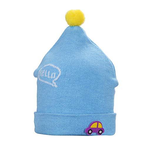 566d0c92eb04 Starry Sky Bonnet Tricoté Garçon Filles Bébé Bonnet Chaud Chapeaux Chauds pour  Bonnet Enfants Infant Toddler