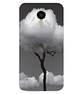 ColourCraft Creative Tree Image Design Back Case Cover for MEIZU M3 NOTE