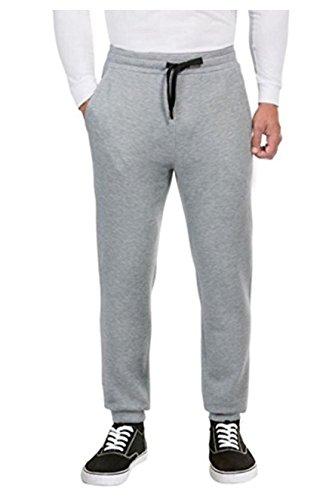 Herren Tech Fleece Performance Pants 32 Grad, wetterfest - - Small Performance-fleece