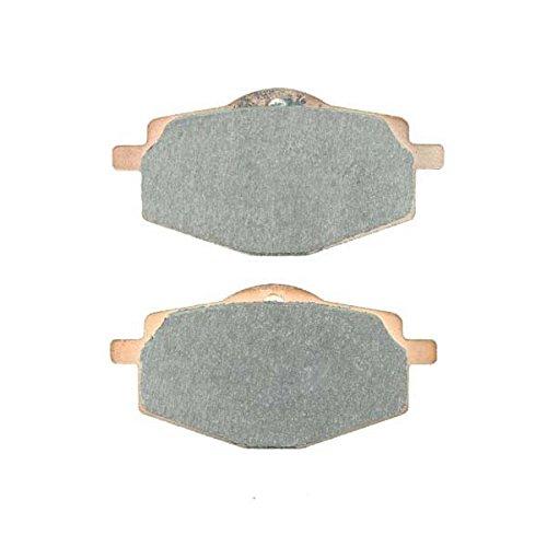 MetalGear Bremsbeläge hinten für Garelli XQ 150 i TM150T 2009 - 2011