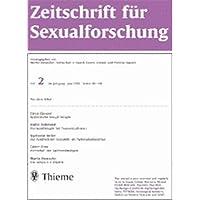 Zeitschrift für Sexualforschung [Jahresabo]